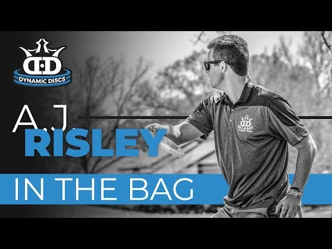 2018 Disc Golf In The Bag | A.J. Risley