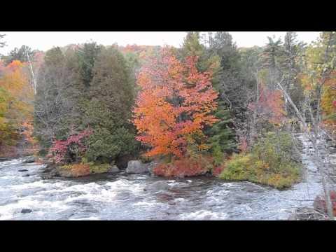 ♥ ♥ ♥ The 2012 Autumn in the Laurentides, Quebec, Canada