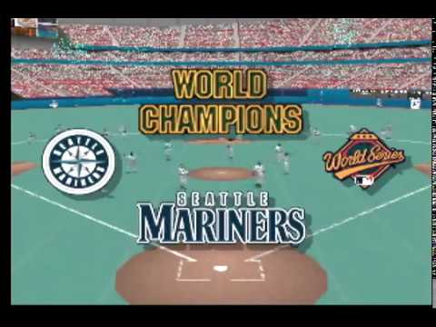 3310227ef7 Major League Baseball Featuring Ken Griffey Jr. - Seattle Mariners World  Series Ending & Credits