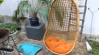 Wicker Hanging Chair Wicker Furniture Ideas