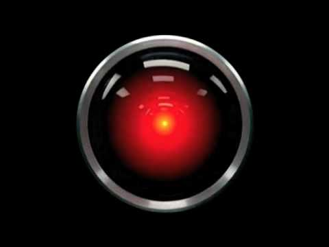 2001: a space odyssey  - Hal 9000 [Dialog Montage]