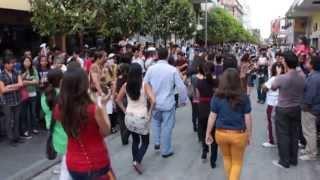 Sevillanas en ciudad de Guatemala