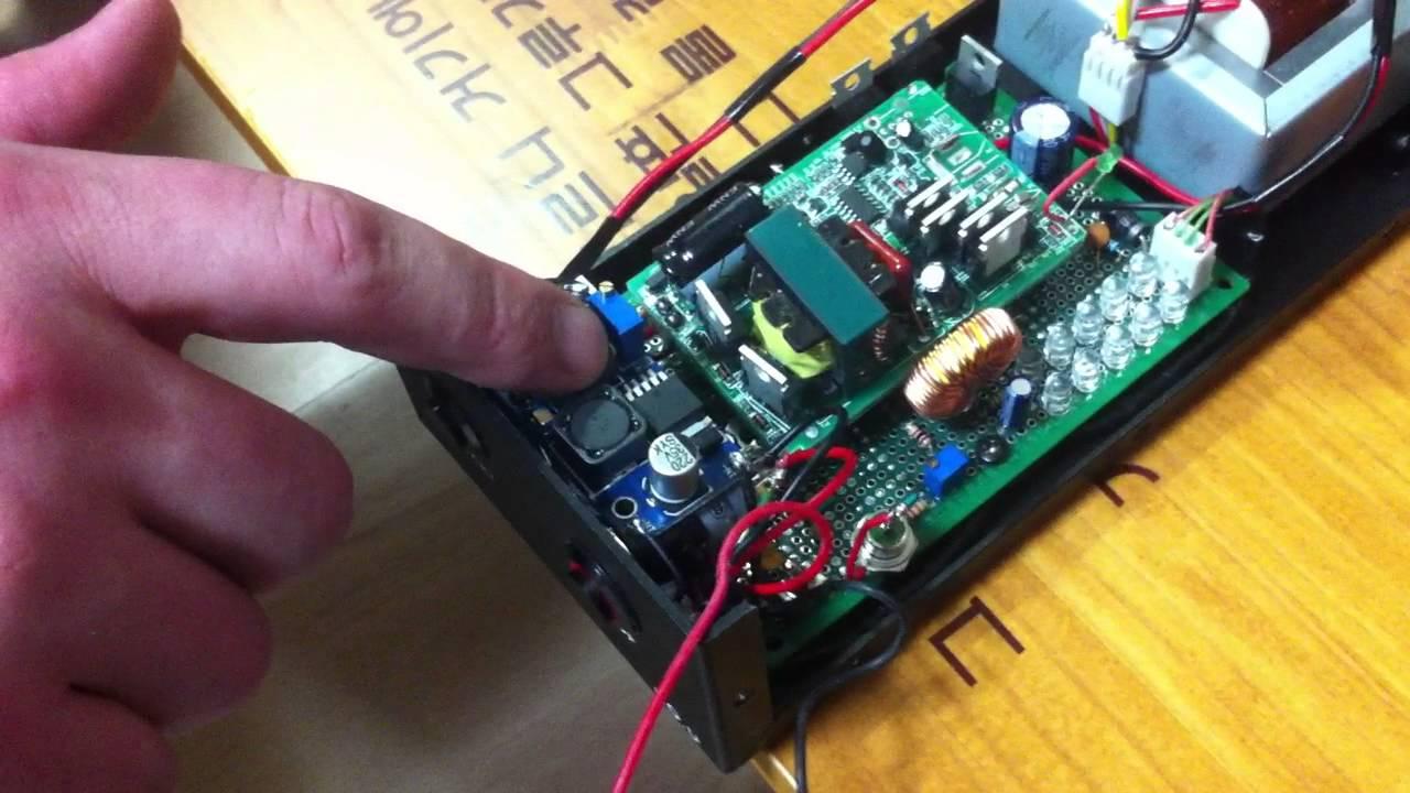 PCB Device Free Energy (box) - YouTube