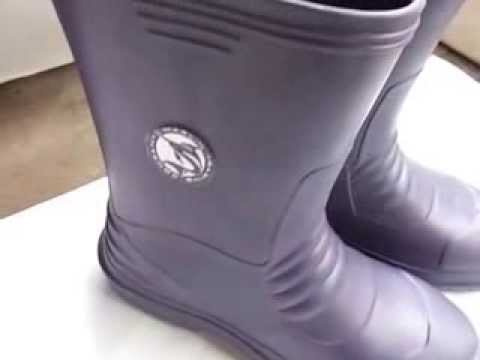 Deck Boot Boat Boots Fishing Boots Demonstration Video