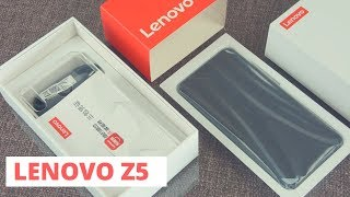 Lenovo Z5 Unboxing and Overview &India release date ?