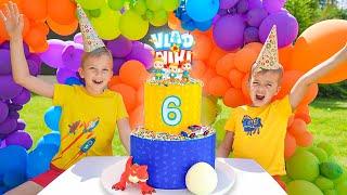 Festa de aniversário de 6 anos da Niki