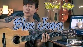 Download Blue Jeans - GANGGA | NY Tutorial Gitar