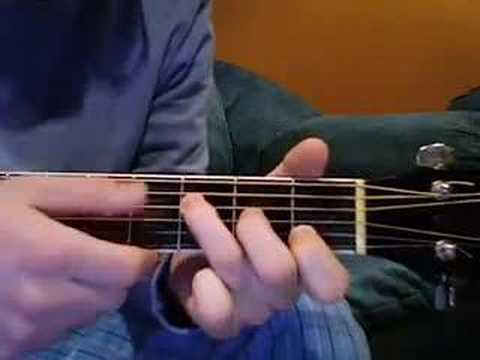 How To Play At the Bottom of Everthing by Bright Eyes - YouTube