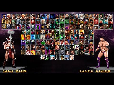 Mortal Kombat New Era (2021) Beta Release