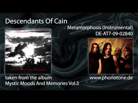 Descendants Of Cain - Metamorphosis (From Assiah)