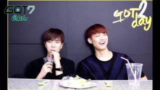 [Sub. Español] GOT2DAY #01 - JB + Youngjae