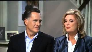Mitt Romney - Ann Romney Post Election Interview On Fox News With Chris Wallace