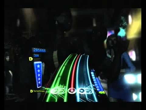 DJ Hero 2 - Timbaland (The Way I Are) vs. Tiga (You Gonna Want Me) Expert 100% FC No Rewind