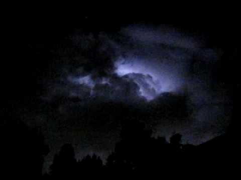 Lakewood, Arvada, Wheat Ridge 7/20/2009 Tornado storm LIGHTNING