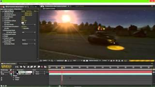 Монтаж через Adobe After Effects CS6