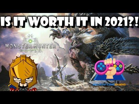 Is Monster Hunter World Worth It In 2021? - MinusInfernoGaming