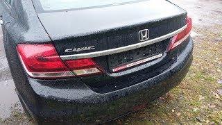 Хонда Цивик с пробегом - дефицитный товар. Покупка на авторынке.