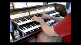 Silent Night, Holy Night ( Tune STILLE NACHT ) Chimes & Organ