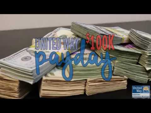 United Way $100K Payday- Magnolia State Bank