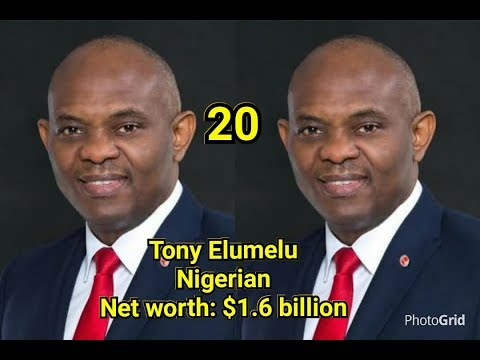 TOP 20 RICHEST MAN IN AFRICA WITH THEIR NET WORTH LATEST 2018