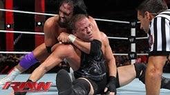 Rob Van Dam vs. Damien Sandow: Raw, Sept. 2, 2013
