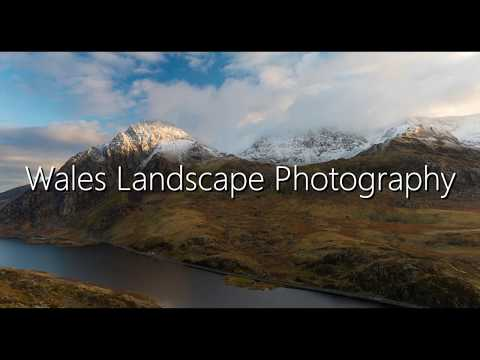 Wales Landscape Photography - Snow, sun and Tryfan