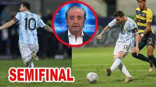 🔥 BESTIAL PARTIDO DE MESSI HOY 🔥 PRENSA SUDAMERICANA REACCIONA A ARGENTINA VS ECUADOR 3-0