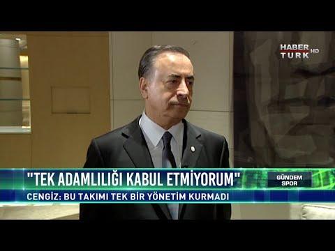 Gündem Spor - 25 Mayıs 2018 (Galatasaray SK Başkanı Mustafa Cengiz)