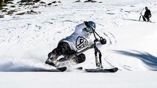ARTIC SNOW BIKES Y SNOWBOARD - UN DIA EXTREMO EN LA NIEVE (ANDORRA) - Bienvenido Aguado