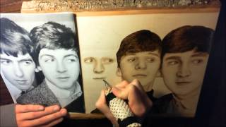 The Beatles - Wood Burning (640x Speed)