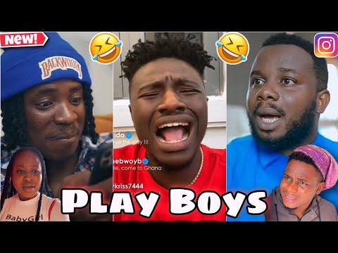 Download Lord Lamba & Nasty Blaq Funny New Comedy 2021 Ft Mr Funny, Sydney Iwundu, FunnyFrosh |BoboDerryReact