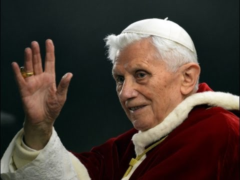 Why is Pope Benedict Resigning?