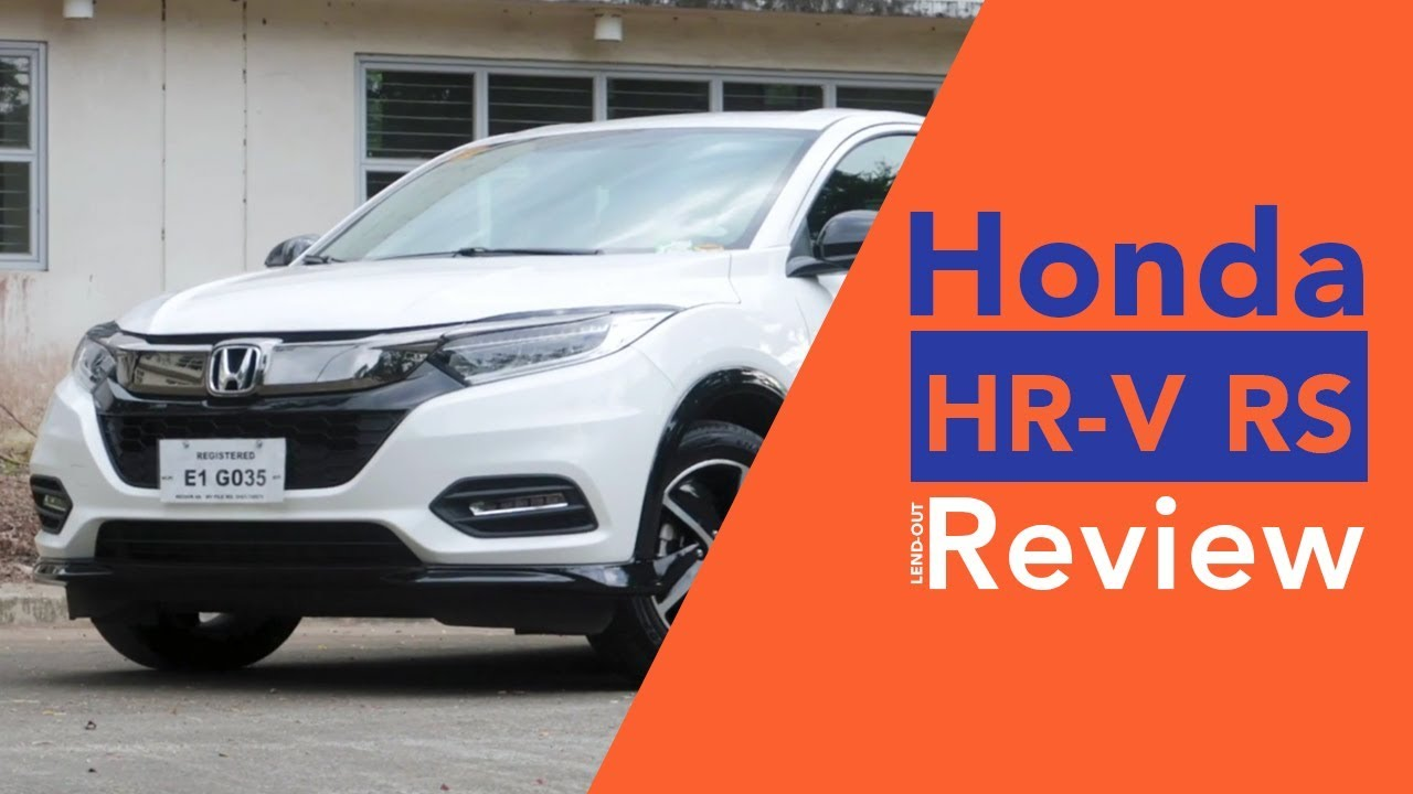 2018 Honda HR-V RS (HONEST Car Review)