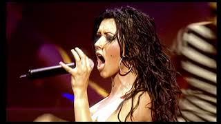 Christina Aguilera - Lady Marmalade (Stripped Live in the U.K.) | HD