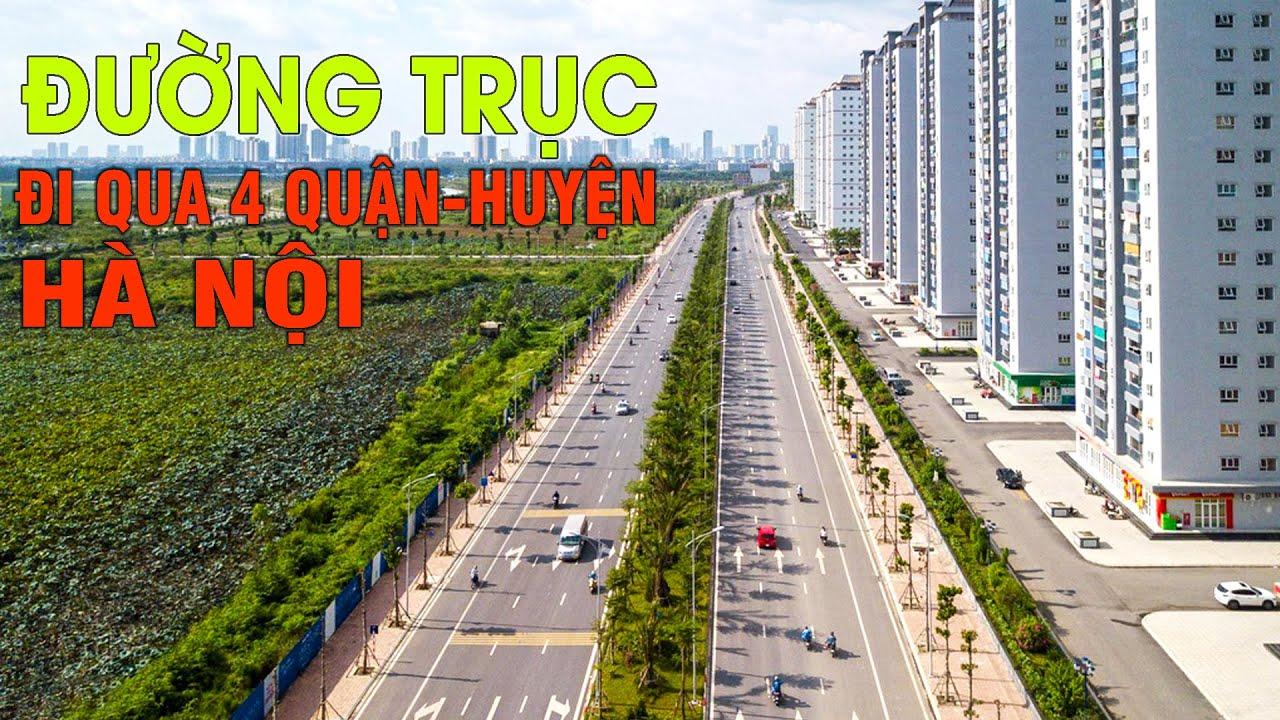 Đường trục Tây Nam Hà Nội 5000 tỷ đổi lấy 3 khu đô thị giờ ra sao?