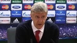 """Arsene Wenger: """"Schiedsrichter hat das Spiel zerstört""""   FC Arsenal - FC Bayern München 0:2"""