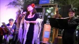 FADO Cuidei que Tinha Morrido 「死せるが如く」 ファドライブ東京 ファド歌手 MACHAKO(浅井雅子)