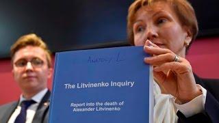 Белый дом может принять меры в отношении России после публикации доклада о смерти Литвиненко