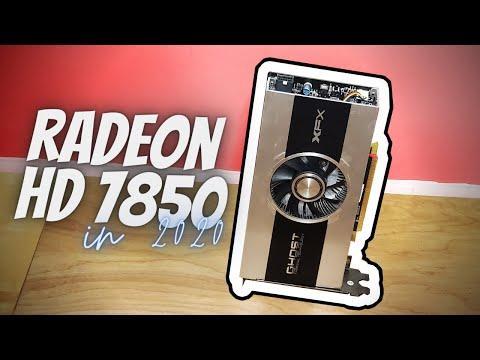 RADEON HD 7850 IN 2020
