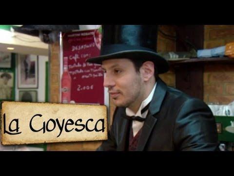 """Chicote en Pesadilla - """"¿Esto es 'La Goyesca' o el Moulin Rouge?"""""""