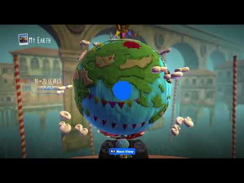 LBP3 Pod Music replaced with LBP3 Alpha Pod Music
