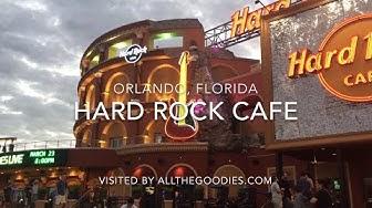 Hard Rock Cafe, Orlando - the world´s largest | allthegoodies.com