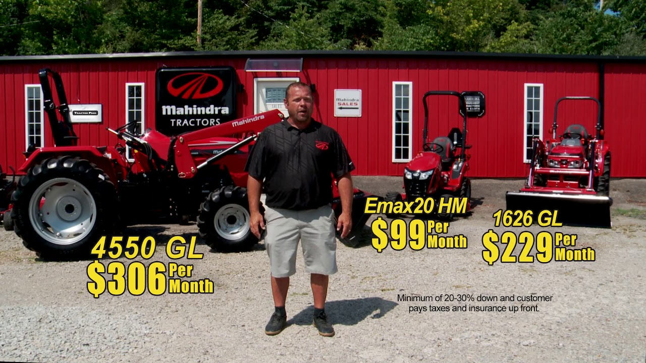 Tractor Pros - Dealership offering new & used Agricultural