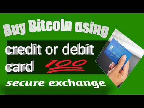 Can you use debit card for bitcoin trading