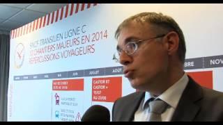 150 millions d'euros pour la rénovation de la ligne C du RER