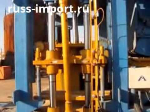 завод по производству блоков из бетона