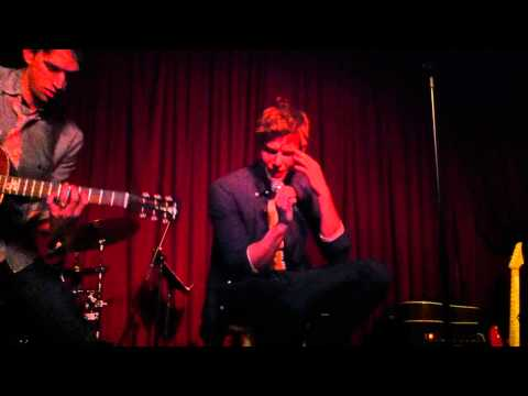 Hunter Parrish - Left Behind (Hotel Cafe)