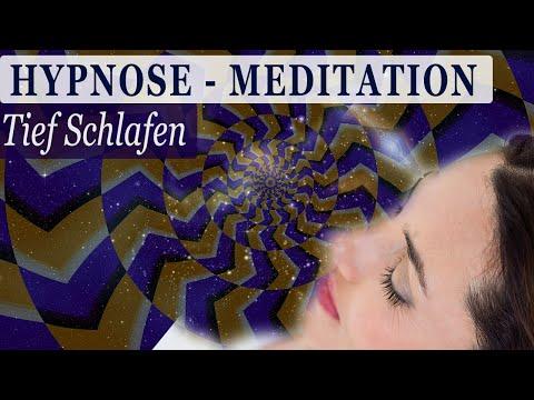 Geführte Meditation & Hypnose zum Einschlafen - Loslassen, Entspannen & Durchschlafen
