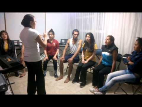 EJERCICIO DE CANON CLASE VOCAL