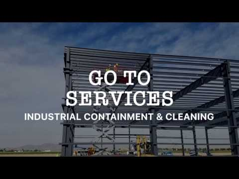Go To Services Industrial Environmental Containment Phoenix